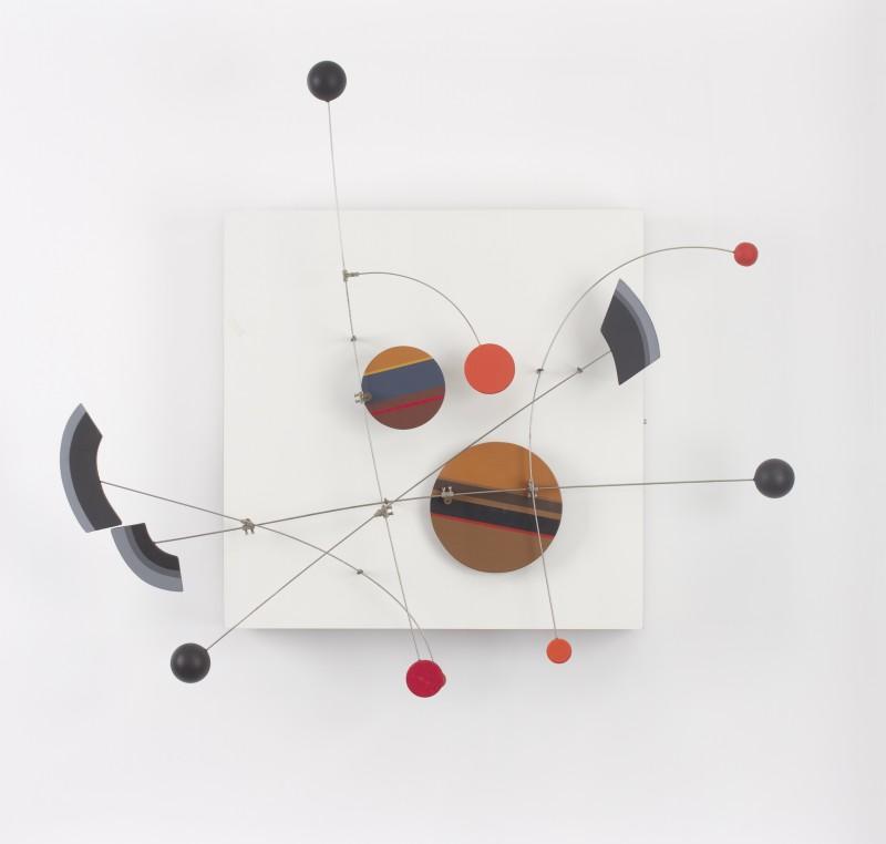 Mostra com obras de fundação cearense inclui trabalho de Abraham Palatnik