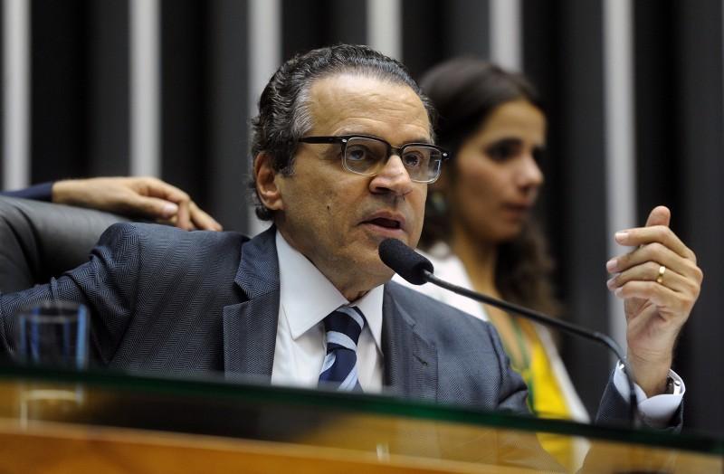 Henrique Alves foi preso em 6 de junho por conta de dois mandados de prisão preventiva