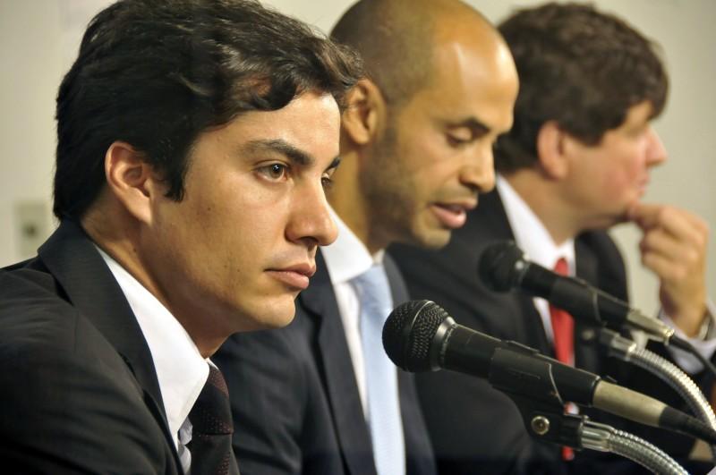 Gustavo Perrella é filho do senador Zezé Perrella (PDT-MG), um dos representantes da bancada da bola no Congresso