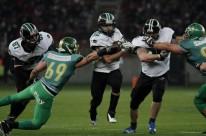 Gigante Bowl quebra recorde de público no futebol americano