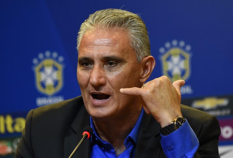 Tite aposta no crescimento do time e afirma que seu trabalho dará condições de a seleção ir à Copa