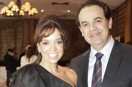 Patricia Hermann e Eduardo Coelho no Baile da Glamour Girl