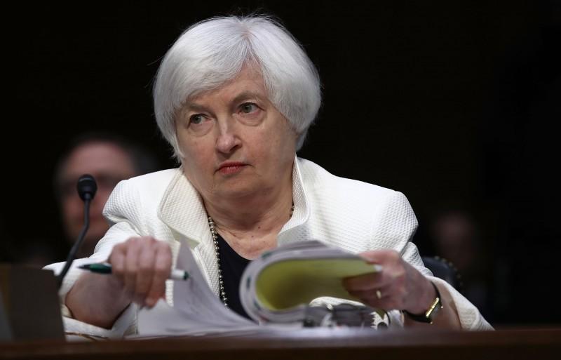 Yellen falou sobre política monetária no Congresso americano