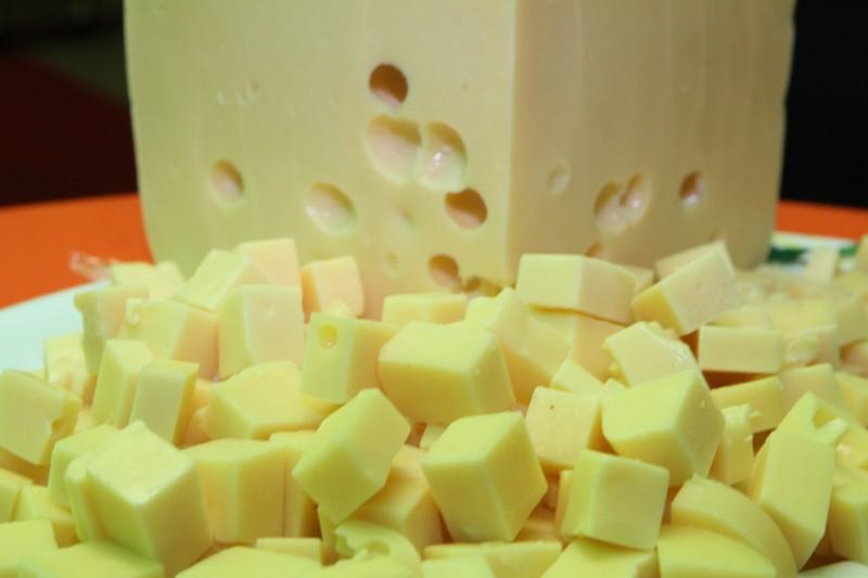 Foi pedida mudança na recomendação de consumo de queijo e iogurte