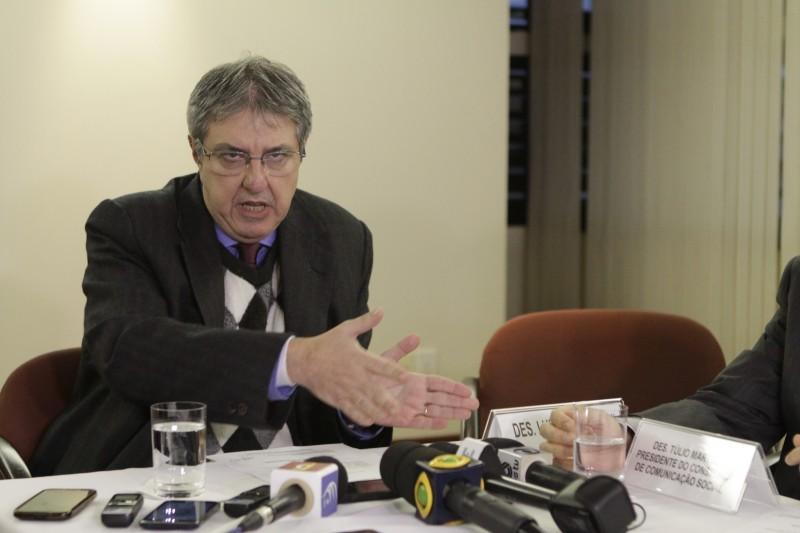 Desembargador Luiz Felipe Difini cobra isonomia entre os Poderes