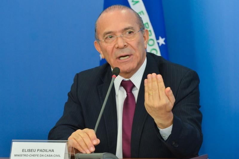 Ministro Eliseu Padilha apresentará propostas na próxima semana