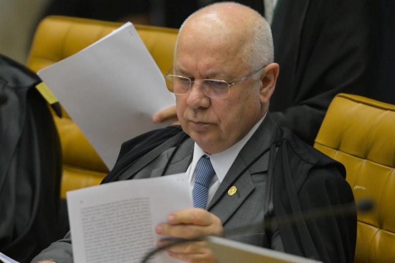 Voto do relator, Teori Zavaski, foi acompanhado por unanimidade