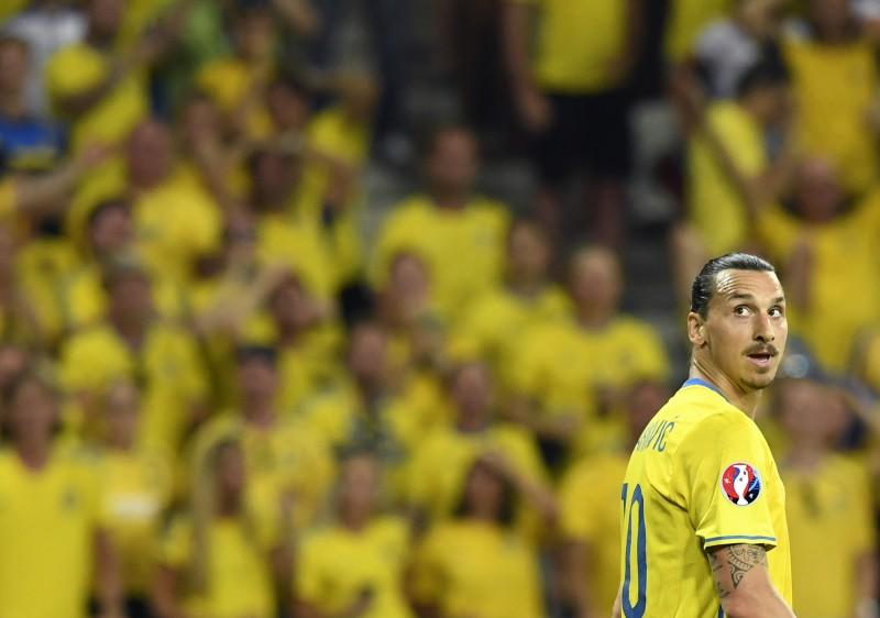 Pela Suécia, Ibra participou de 109 confrontos, com 61 gols e 17 assistências