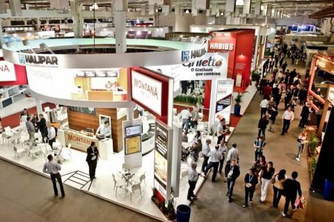 Marcas presentes na ABF Franchsing Expo enxugaram custos frente à retração