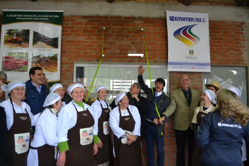 Evento em Gramado contou com lançamento da placa oficial do local