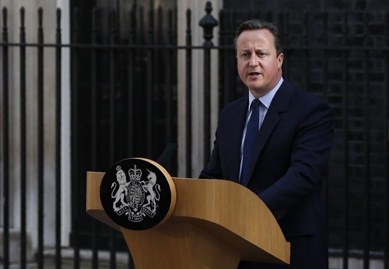 David Cameron anunciou que vai deixar o cargo em outubro