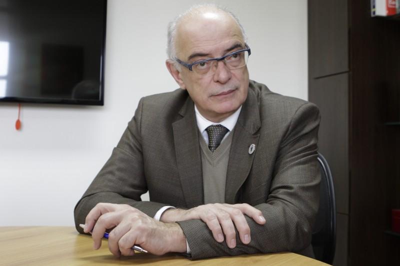 Rui Vicente Oppermann já atua como vice-reitor da Ufrgs na atual gestão de Carlos Alexandre Netto