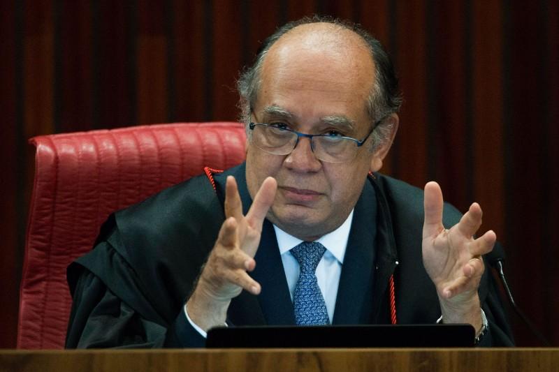 Análise das contas da chapa será referência para demais campanhas, diz Gilmar Mendes