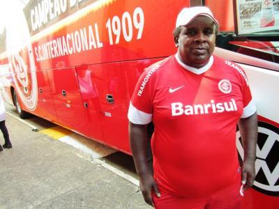 Caçapava foi bicampeão Brasileiro atuando pelo Internacional