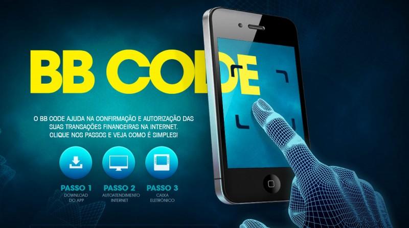 BB Code será oferecido para 2,4 milhões de clientes do banco