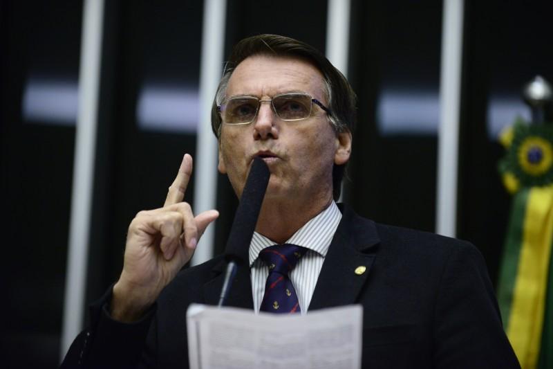 Jair Bolsonaro elogiou Brilhante Ustra em votação do impeachment