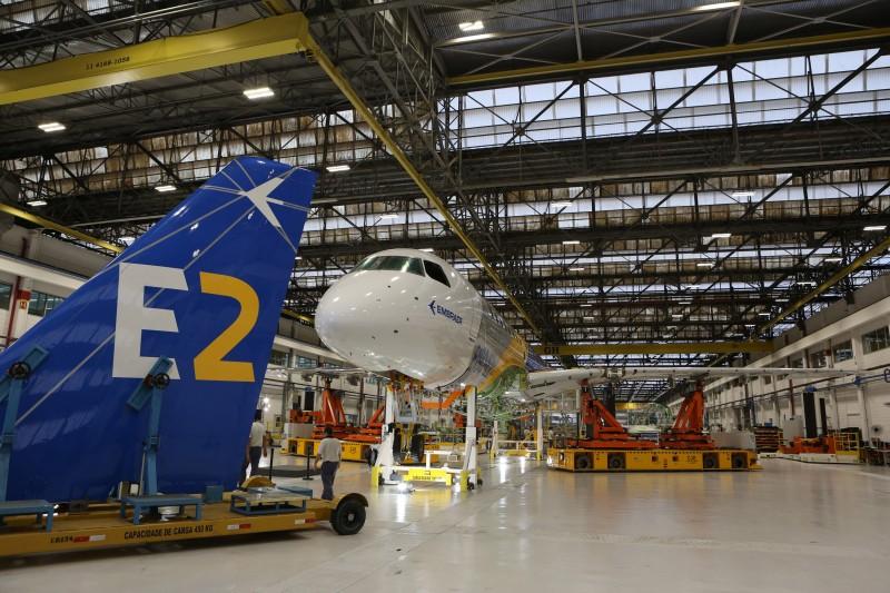 Embraer foi uma das companhias brasileiras destacadas no levantamento da The Boston Consulting Group