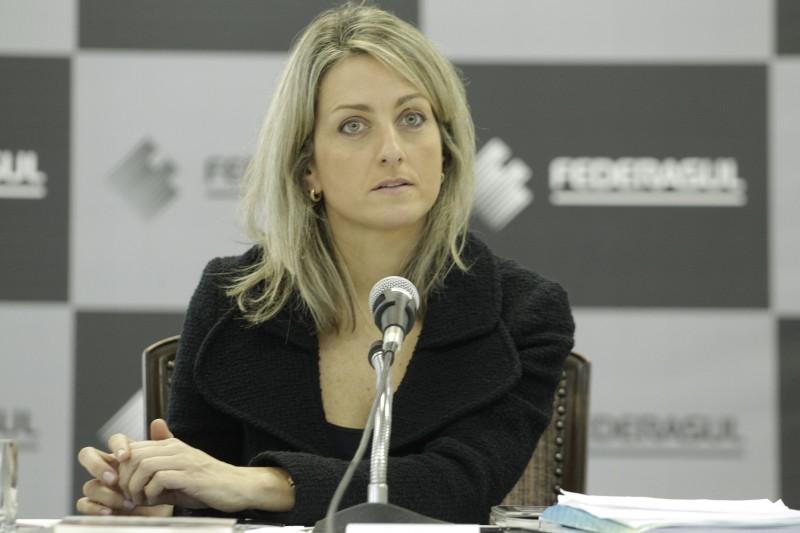 Simone Leite é a primeira mulher a assumir o cargo da entidade empresarial
