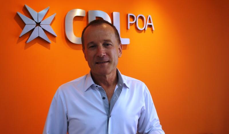 Debus afirma que a CDL investe na prestação de serviços e soluções tecnológicas para assessorar diferentes negócios