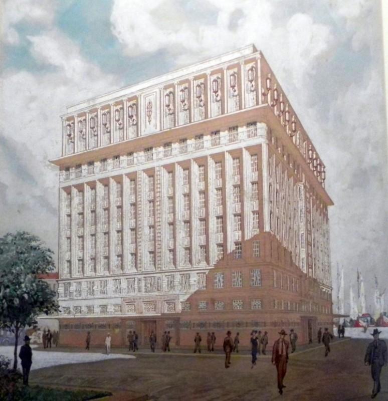 Associaçaõ Comercial foi a primeira entidade empresarial fundada em Porto Alegre, em 1858