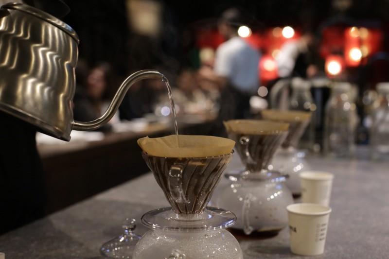 A Valkiria Café é quem oferece a bebida final