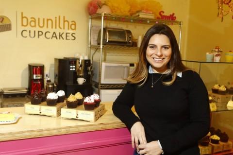 Proprietária da Baunilha Cupcakes, Dienefer, conta como conseguiu investimentos para abrir o negócio. Para o especial de investimentos do GeraçãoE