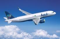 Azul aposta em avião maior para operar na ponte aérea