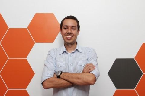 Gustavo Caetano - CEO Samba Tech arquivo pessoal