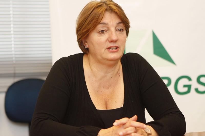 Maria Elisabete, gerente executiva do Tecnova no RS