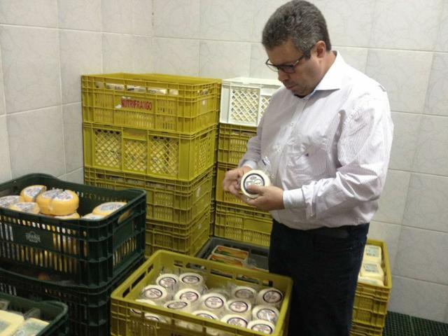 As empresas produziam queijo lanche, cobocó, colonial, de cabra, coalho e para assar, bem como nata, leite pasteurizado e leite de cabra