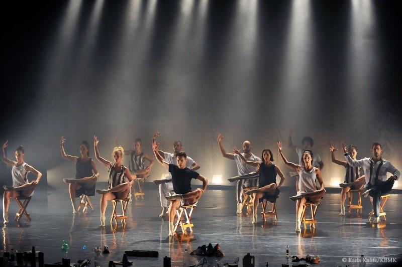 Casa de Carii, da Companhia de Ballet da Cidade de Niterói, ganha sessões em Porto Alegre