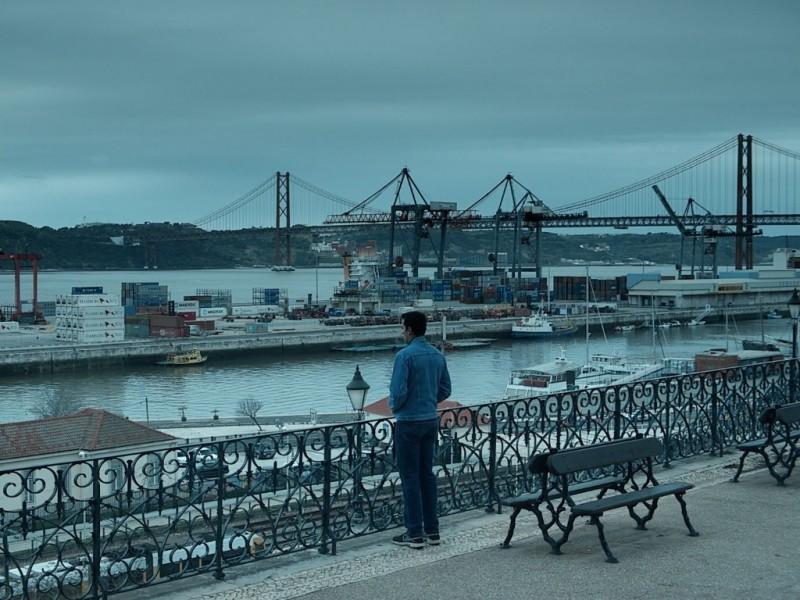 Estive em Lisboa e lembrei de você é inspirado em livro de Luiz Ruffato