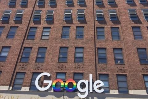 Sede do Google em Nova Iorque Divulgação Patricia Knebel
