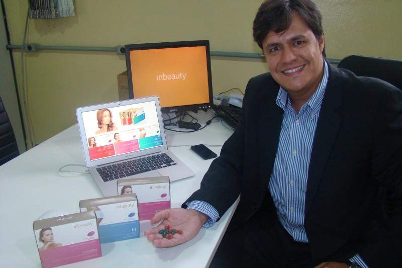 Luis Canabarro Cunha lança a InBeauty em agosto
