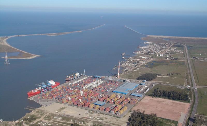 Obra permitirá operações com cargas maiores no porto do Rio Grande