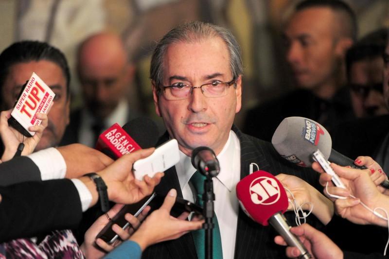Eduardo Cunha atribuiu denúncias a retaliação pelo impeachment