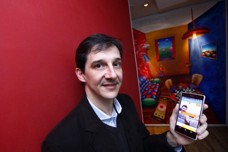 Diogo Lara é um dos idealizadores do site codigodamente.com