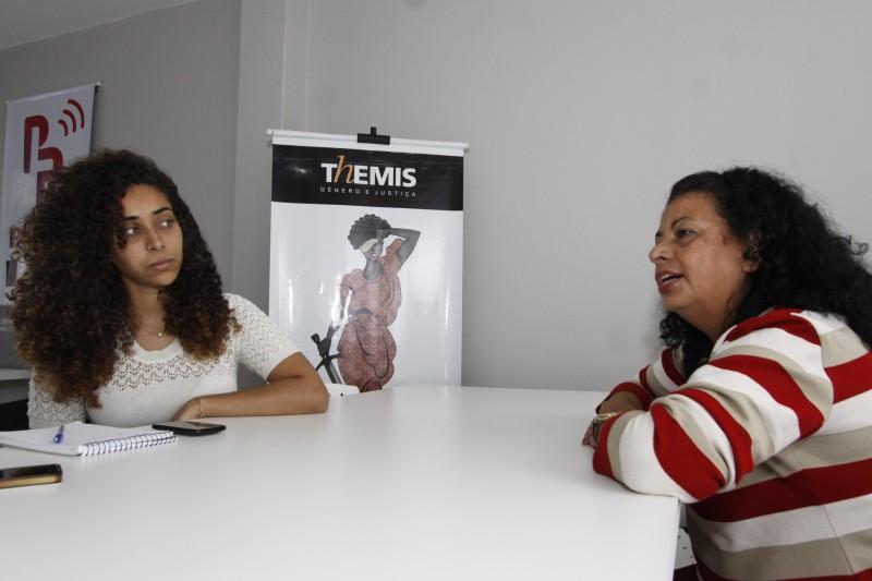 Para Luana e Maria Guaneci, empoderamento próprio é o primeiro passo
