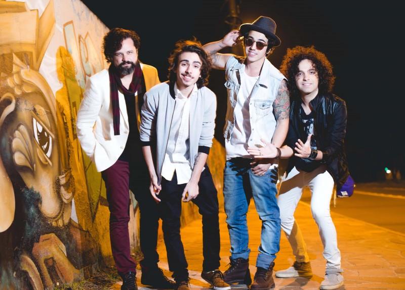 Banda Gritos de Paz apresenta novo disco no Gravador Pub