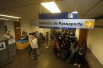 Suspensão de passaportes afeta cerca de 10 mil pessoas por dia