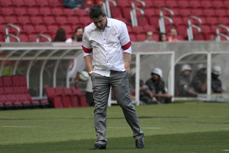 Inter x Ponte Preta, pelo Campeonato Brasileiro 2015    na foto: Argel Fucks