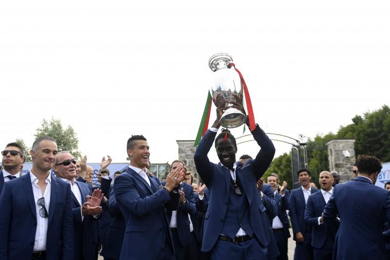 Portugal foi campeão graças a um gol decisivo de Éder, jogador nascido em Guiné-Bissau, na África