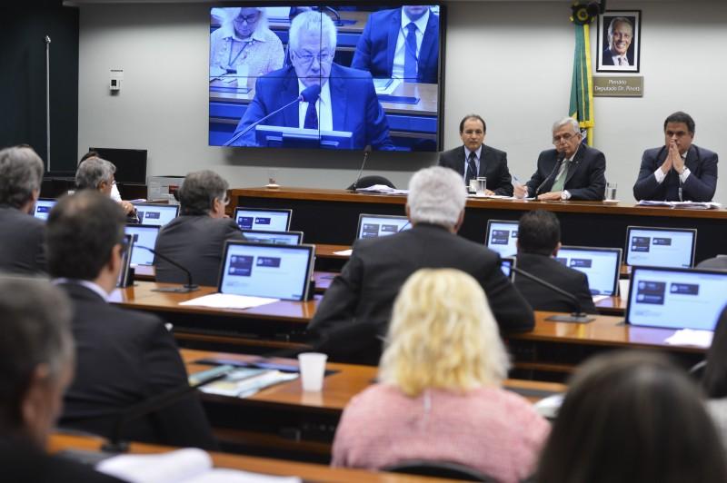 A CPI que apura irregularidades no Conselho Administrativo de Recursos Fiscais (Carf) se reúne para analisar requerimento que pede a prorrogação dos trabalhos da CPI por mais 60 dias