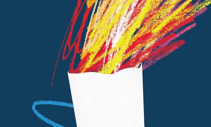 A 'Vibração Olímpica', por Rico Lins