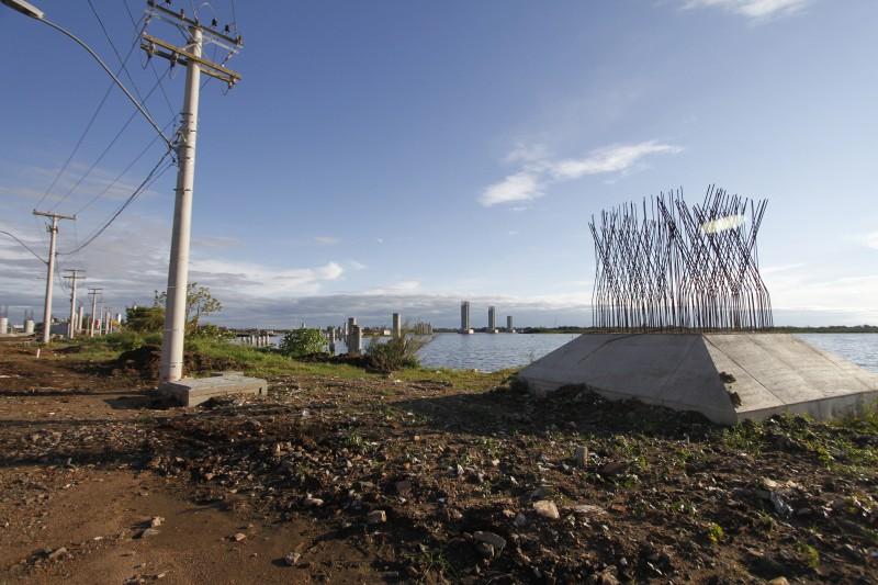 Obra ainda deve custar R$ 280 milhões somente na realocação dos moradores do entorno