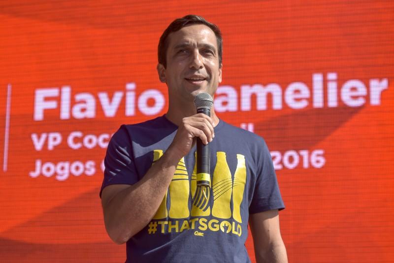 Camelier destacou a parceria da marca com o evento