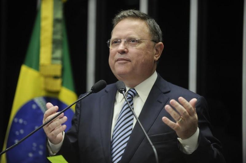 Blairo Maggi (PR-MT), ministro da Agricultura
