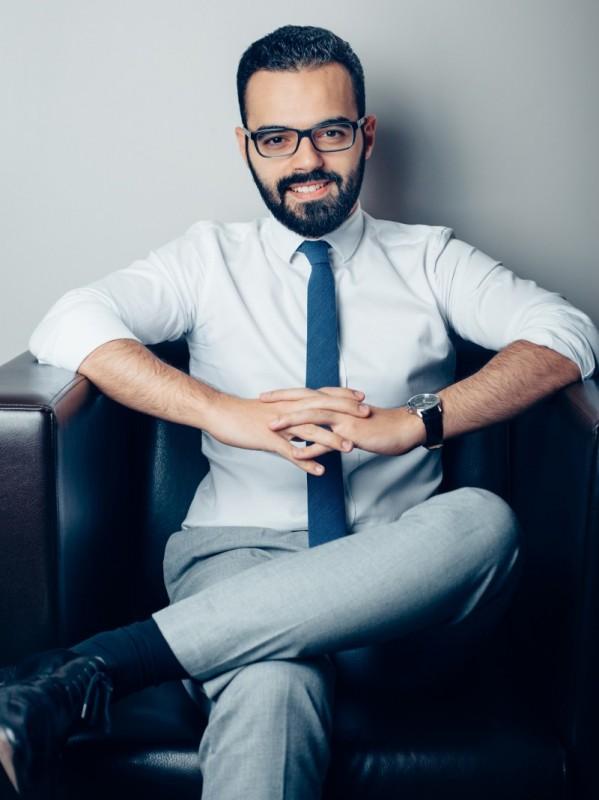 Rafael Codonho é jornalista