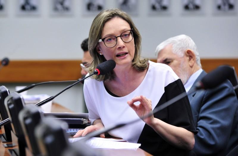 Deputada gaúcha foi a última a registrar candidatura