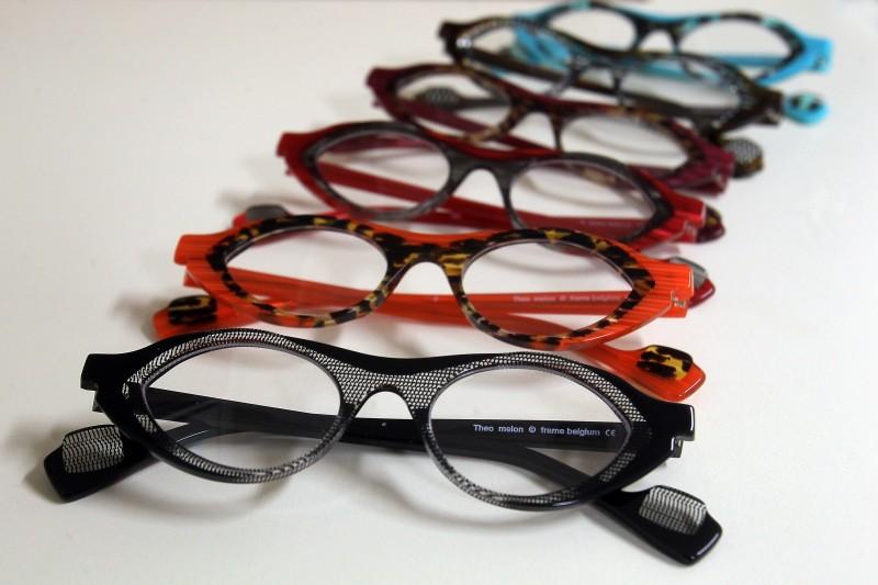 Óptica Foernges comercializa óculos exclusivos da marca belga Theo